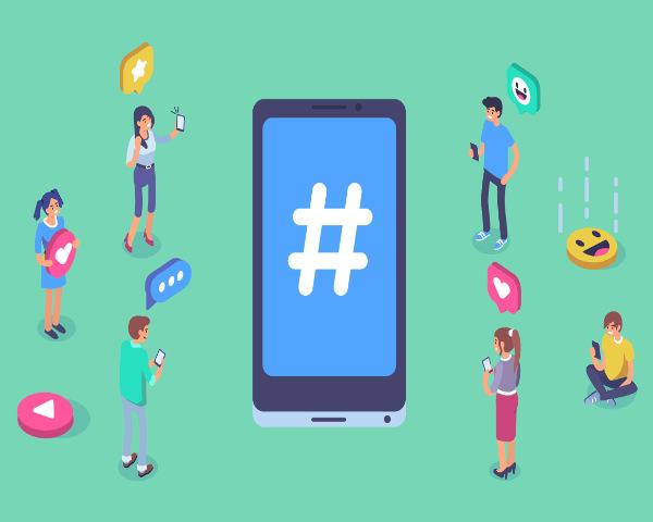 Prestaties social media 2019 - scores social media 2019 - IN ZICHT Marketing