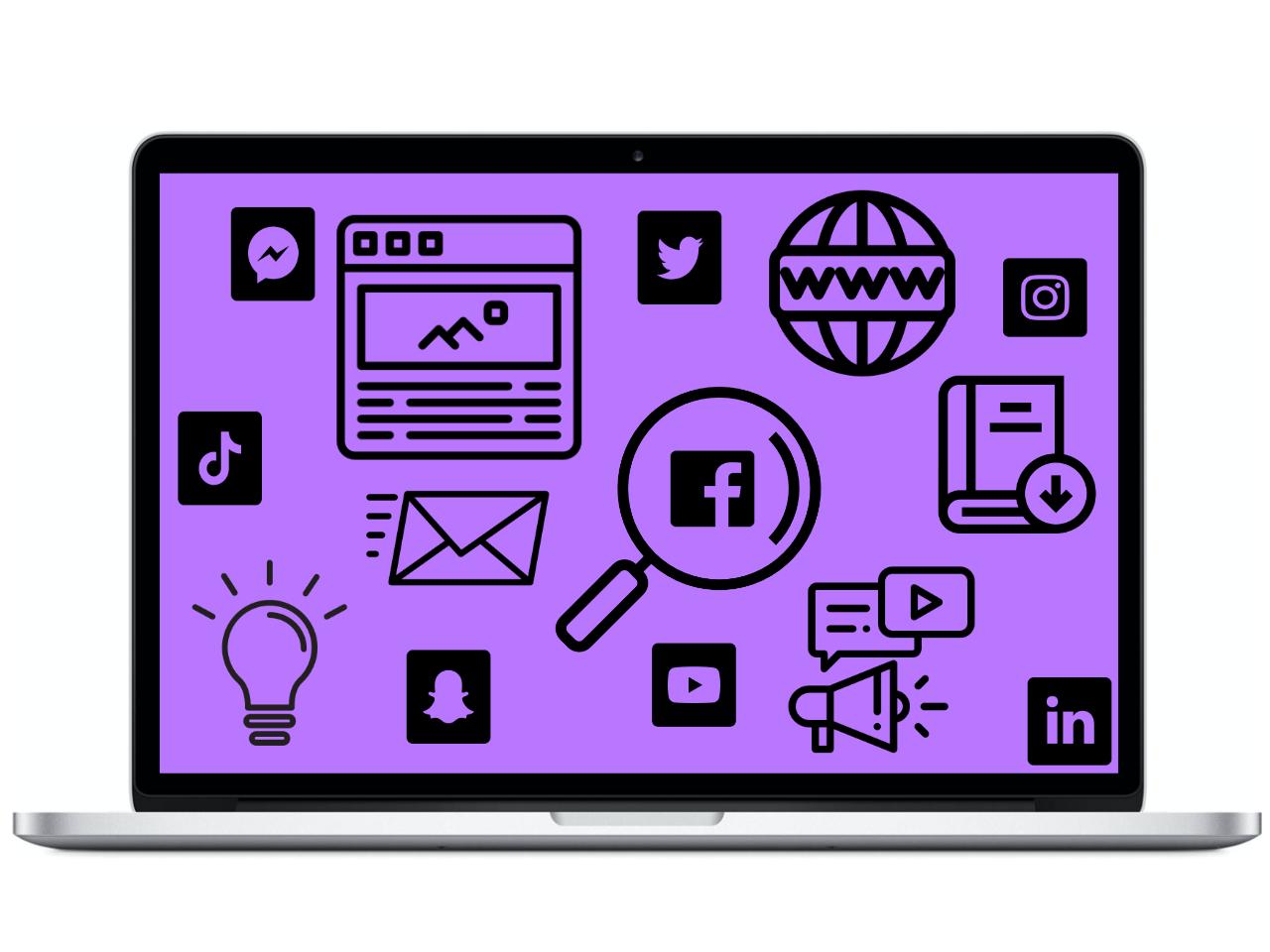 Content vormen - IN ZICHT Marketing - content marketing