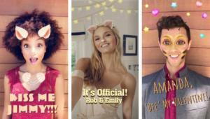 Snapchat filter - IN ZICHT Marketing
