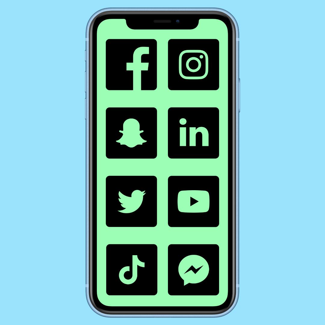 Social media laten onderhouden - IN ZICHT Marketing - Social media kanalen