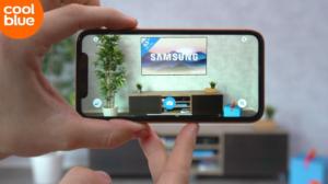 Voorbeeld AR reality - Snapchat - Snapchat Lens Studio - IN ZICHT Marketing