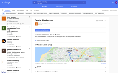 Wat is Google Jobs?