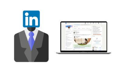 Het uiterlijk van LinkedIn krijgt een grote update