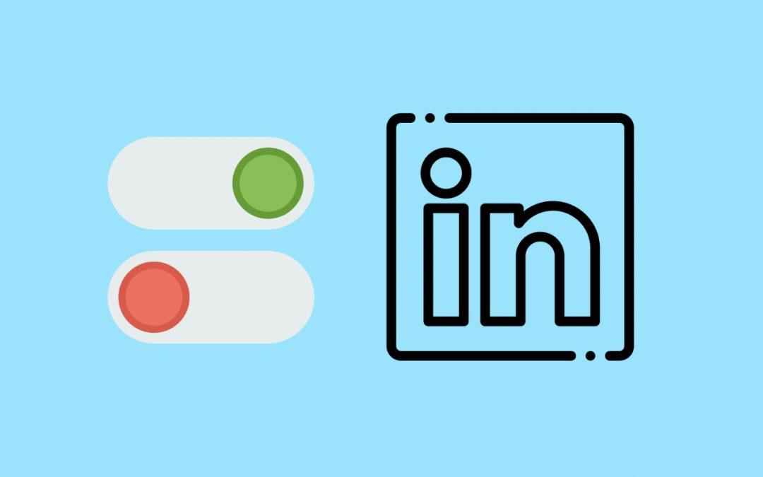 Nieuwe LinkedIn-instellingen, dit moet je weten