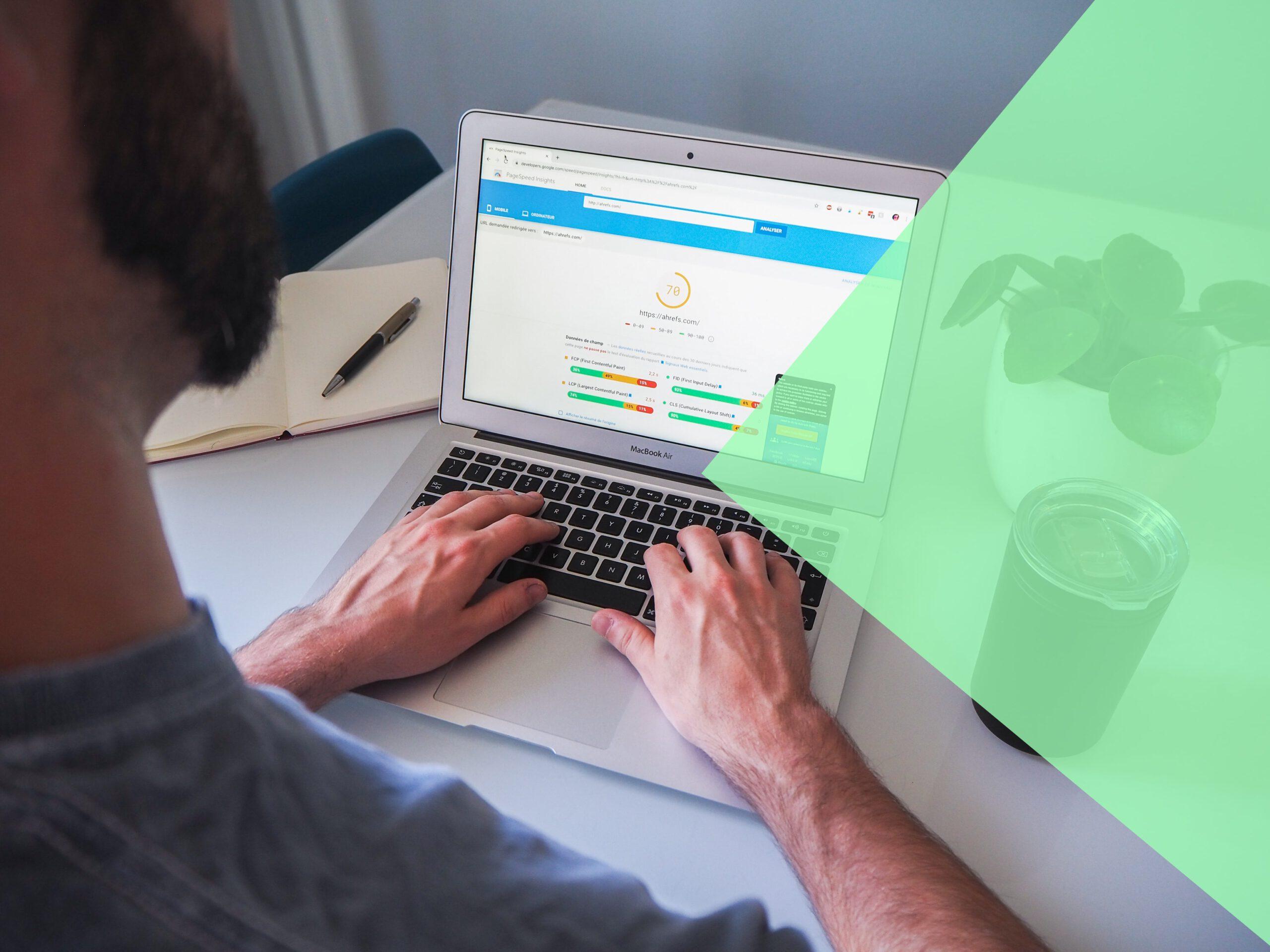 Snelheid en nieuwe features - website onderhoud - IN ZICHT Marketing